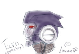 Tarn Unmasked - Sad Profile