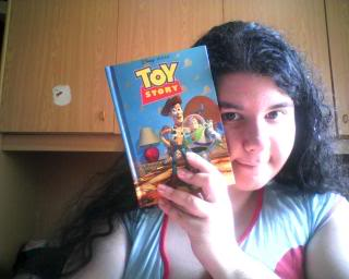 Luana Spinetti loves Toy Story