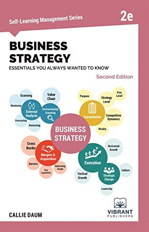 Business Strategy Essentials You Always Wanted To Know - Book Review - Cover
